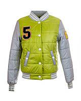 Куртка демисезонная для девочек 830- 4