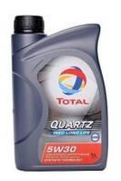 Оригинал Total QUARTZ INEO LONGLIFE 5W-30 1л масло