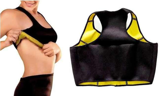 Топік для схуднення Hot Shapers Vest Майка ZN