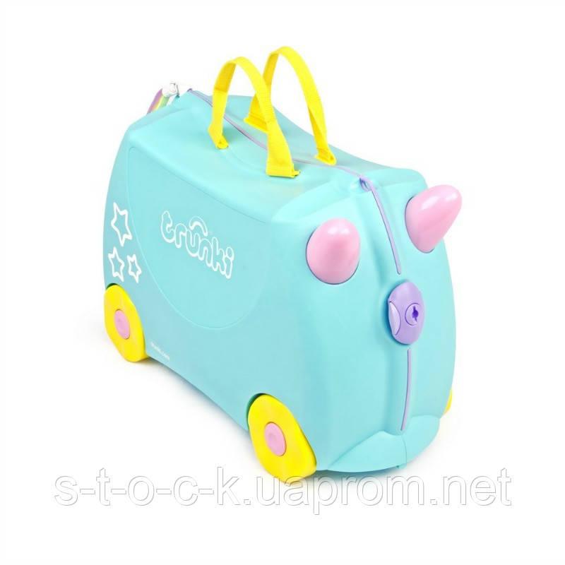 Детский чемоданчик Trunki Una (TRU-0287)