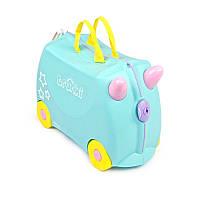 Детский чемоданчик Trunki Una (TRU-0287), фото 1