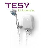 Проточный водонагреватель Tesy IWH 50 X01 BA H с душевой лейкой
