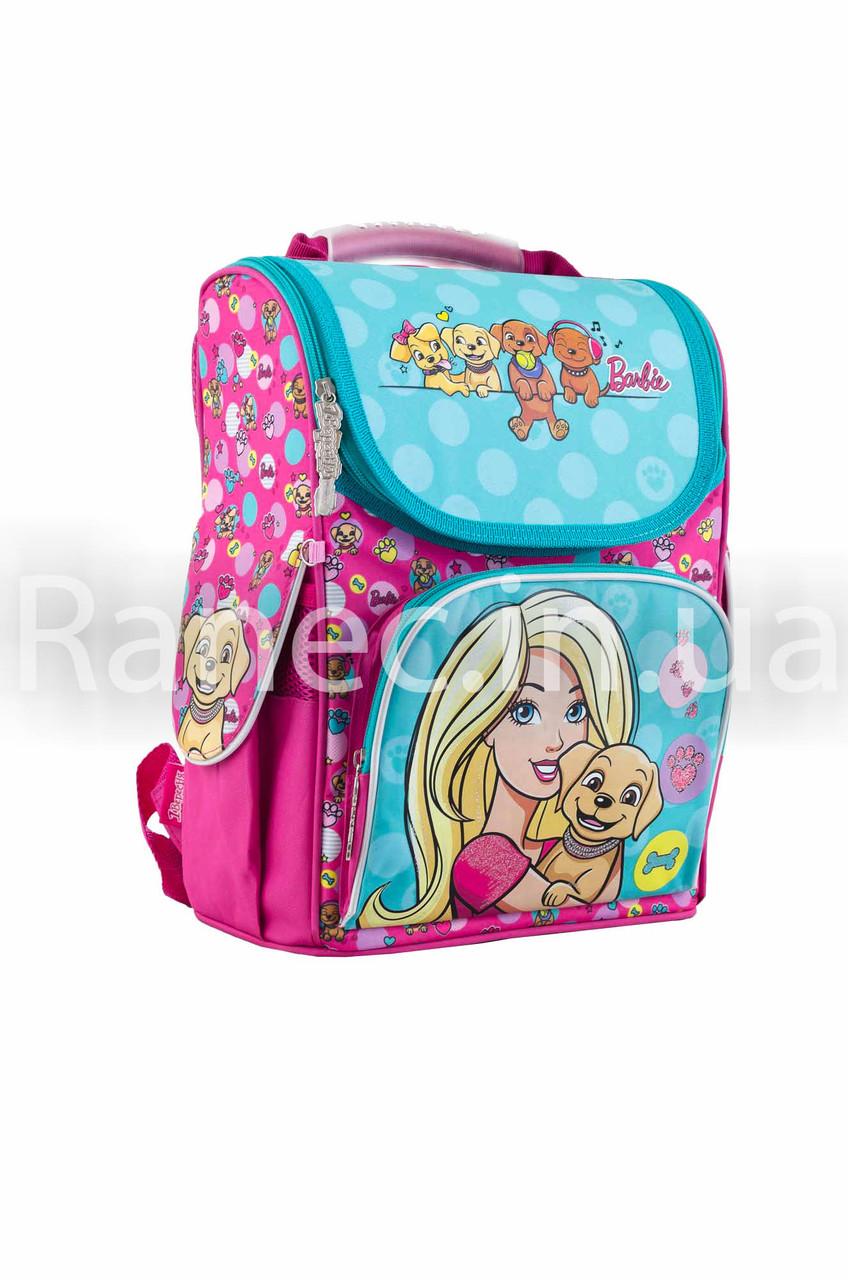 Ранец каркасный для девочек H-11 Barbie mint - ЧП Бабич в Харькове