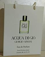 Acqua di Gio Giorgio Armani pur homme 2*20мл.
