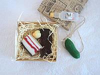 Подарочный набор из мыла для мужчины Арт.107