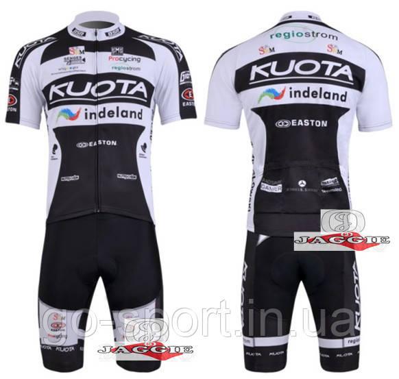 Велоформа KUOTA 2011 bib