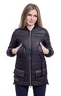 Женская куртка - бомбер на синтепоне COVILY