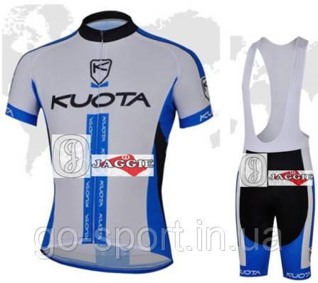 Велоформа KUOTA 2013 bib v1