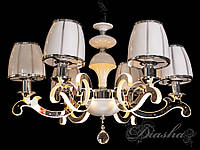 Классическая люстра со светящимися R-8316-6