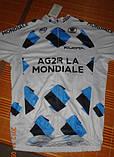 Велоформа AG2R 2012 bib, фото 2