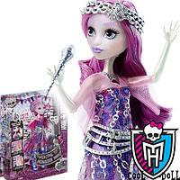 Кукла Monster High Dance the Fright Away Singing Popstar Ari Ари Хантингтон Поп-звезда поющая