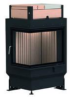 Массивная теплоаккумулирующая печь Brunner GOT 57/67/44 ZL left side-opening door + GOF 50 x 35 cm, фото 1