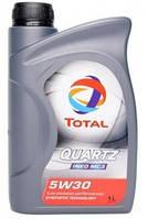 Оригинальное моторное масло Total QUARTZ INEO MC3 5W-30 1л