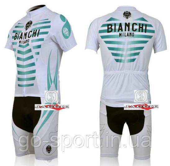 Велоформа Bianchi 2010 bib v2