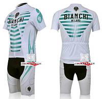 Велоформа Bianchi 2010 bib v2, фото 1