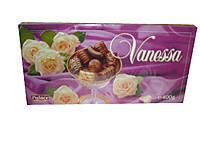 Конфеты шоколадные Vanessa ассорти пралине 15 вкусов Германия 400г