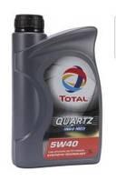 Моторное масло Total  QUARTZ INEO MC3 5W-40 1л цены, фото, отзывы