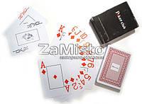 Карты пластиковые Poker Club (ST0002) 54 карты