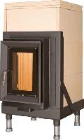Массивная теплоаккумулирующая печь Brunner HKD 5.1/12 GOF 37 x 37 cm