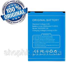 Аккумулятор батарея для Doogee X6 X6 Pro оригинал