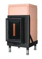 Массивная теплоаккумулирующая печь Brunner HKD 5.1/12 control window GOF 37 x 37 cm