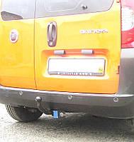 Фаркоп на Peugeot Bipper (с 2008--) Пежо Биппер