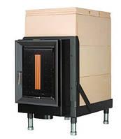 Массивная теплоаккумулирующая печь Brunner HKD 5.1/20 doors with control window GOF 37 x 57 cm