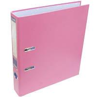 Папка-регистратор А4 5 см, розовая Е39720*-09 (Украина)