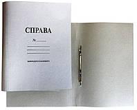 Скоросшиватель картонный А4, 0,4 мм. Украина