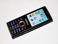 Телефон Nokia x2-00 Черный - Fm - Bt - Камера