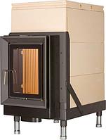 Массивная теплоаккумулирующая печь Brunner HKD 5.1/20 GOF 57 x 37 cm