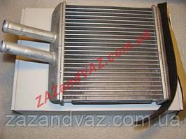 Радиатор отопителя печки Нубира Nubira LSA Словакия 22 соты алюминиевый 96231949