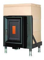 Массивная теплоаккумулирующая печь Brunner HKD 5.1/20 cast iron doors GOF 57 x 37 cm