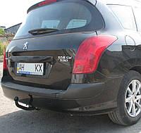 Фаркоп на Peugeot 308 SW (с 2007--) универсал. Пежо 308 СВ