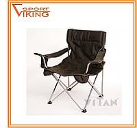 """Складной стул-кресло """"Вояж - комфорт"""" в чехле"""