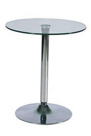 Барный стол B-100 Хром (Signal TM)