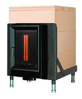 Массивная теплоаккумулирующая печь Brunner HKD 5.1/20 doors with control window GOF 57 x 57 cm