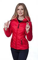 Женская куртка на холлофайбере SYMONDER M, Красный