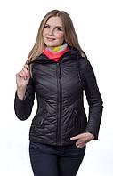 Женская куртка на холлофайбере SYMONDER M, Черный