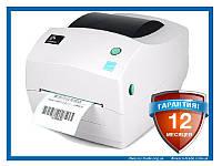 Термотрансферный принтер для печати этикеток Zebra GK888T, фото 1