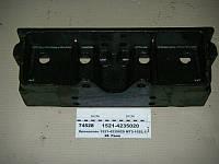 Кронштейн МТЗ-1025, 1221 крепления передних грузов (пр-во МТЗ)