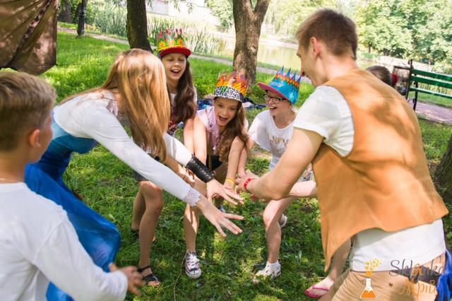 Картинка Устроить детский праздник в Киеве