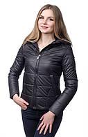 Женская куртка на холлофайбере SYMONDER 1 M, Черный