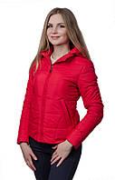 Женская куртка на холлофайбере SYMONDER 1 M, Красный