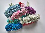 Цветы для декора и скрапбукинга