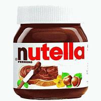 Шоколадно-ореховая паста Nutella 400g (Германия).