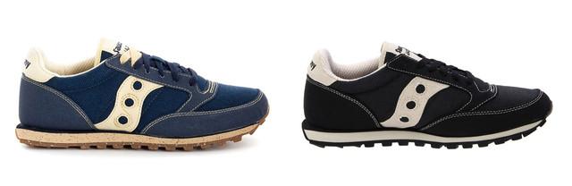 05447375 Эти мужские кроссовки Saucony имеют знакомые черты классического стиля,  который многим полюбился за время существования фирмы.