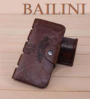Мужской клатч Bailini Long Style