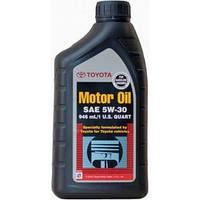 Моторное масло TOYOTA Motor Oil 5W-30 1