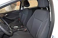 Авточехлы тканевые для Hyundai Santa Fe 2007-12г.